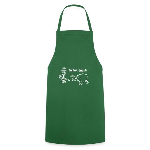 Shisha Sheep Drawing - Kochschürze