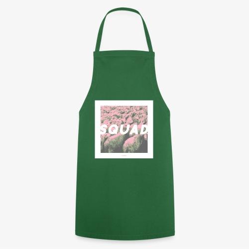 SQUAD #01 - Kochschürze