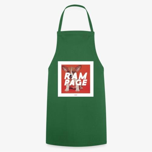 RAMPAGE #01 - Kochschürze