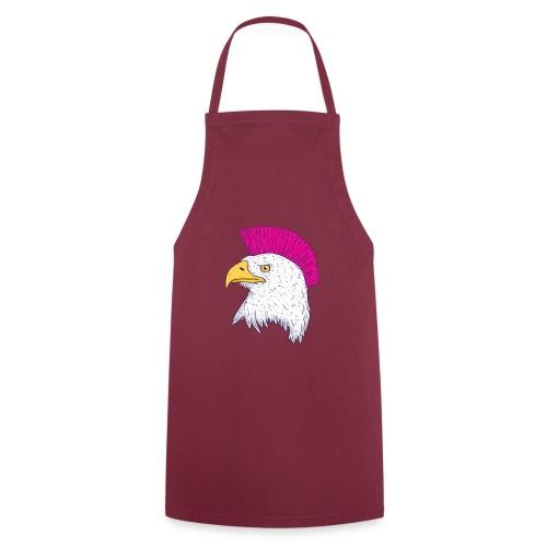 Hawk Punk Design - Delantal de cocina