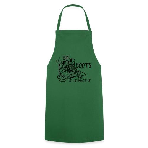 I like – Wanderschuhe - Kochschürze