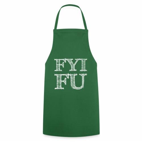 FYI - FU - Kochschürze