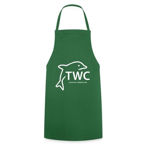 twc weiß - Kochschürze