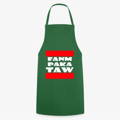 fanm paka taw - Tablier de cuisine