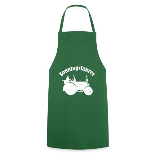 Sonntagsfahrer Landwirt - Kochschürze