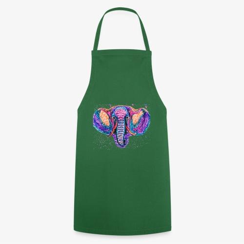 Elefante - Delantal de cocina