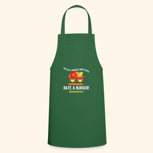 You ate a burger edition - Cooking Apron