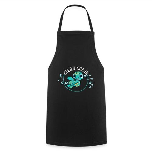 Clean Ocean - Cooking Apron