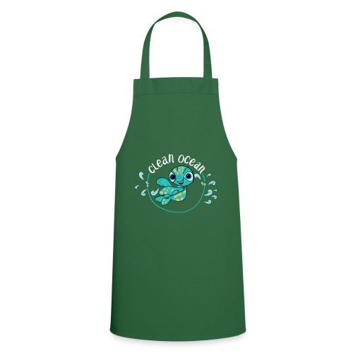 Clean Ocean - Cooking Apron