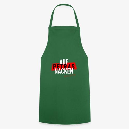 Auf Petras Nacken #freiwillig - Kochschürze