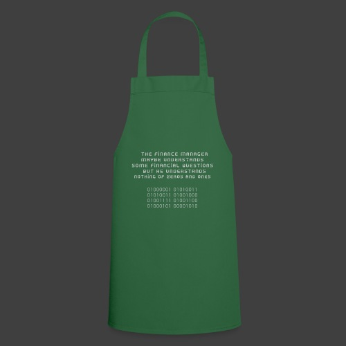 The Financial - Cooking Apron