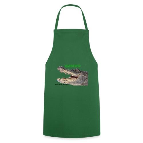 Gator Bite - Cooking Apron