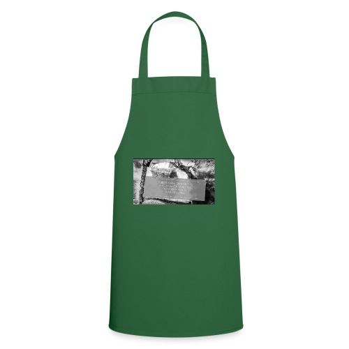 LandwirtschaftForstwirtschaft Fan Shirt - Kochschürze