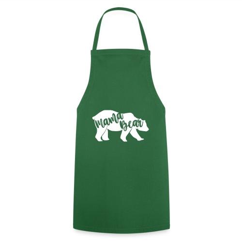 Mama Bear - für Eltern-Baby-Partnerlook - Kochschürze