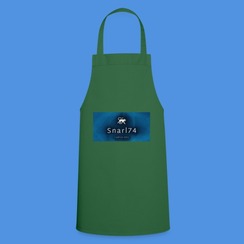Snarl74 logo - Grembiule da cucina