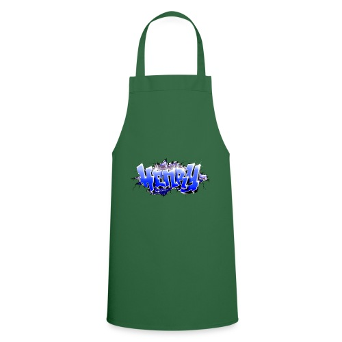 HENRY GRAFFITI TAG PRINTABLE BY MAX LE TAGUEUR - Cooking Apron