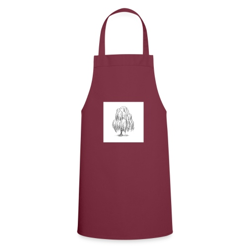 Willow Sketch - Cooking Apron