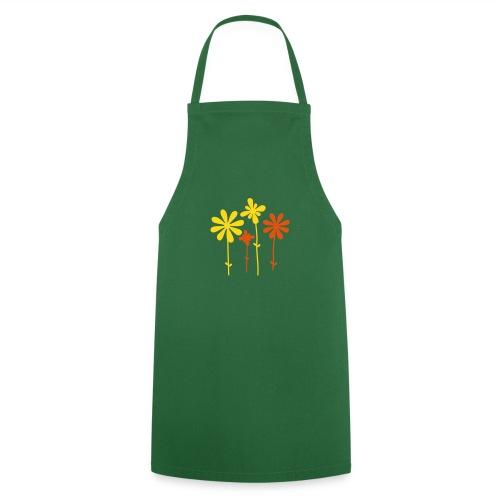 Sommerblume - Kochschürze