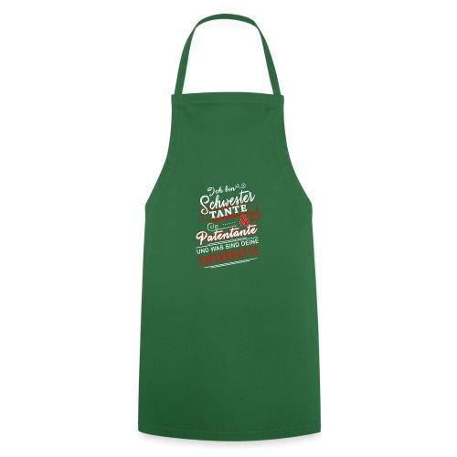 Schwester Tante Patentante3 - Kochschürze