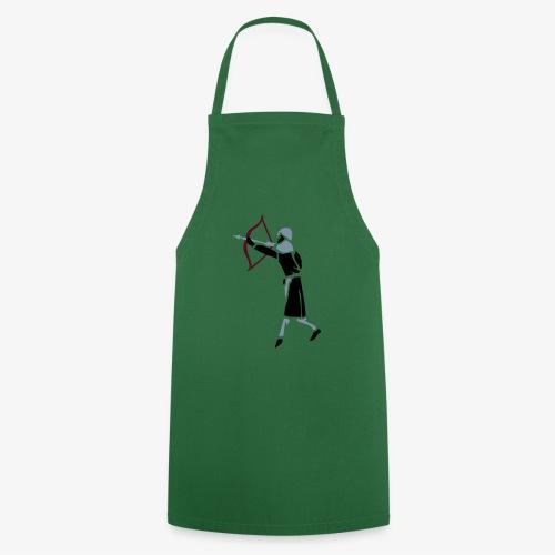 Archer Medieval Icon patjila design - Cooking Apron