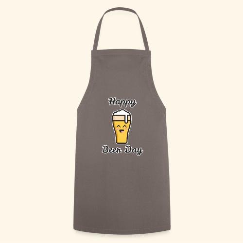 happy beer day - Tablier de cuisine