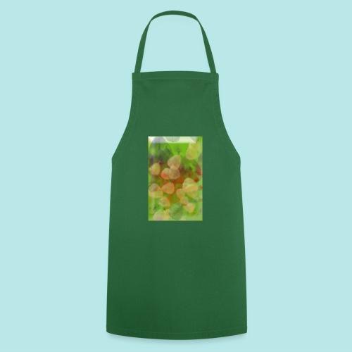 Blätter - Kochschürze