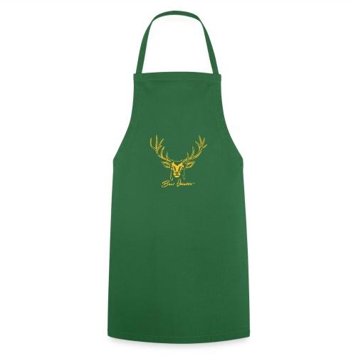 hirsch bow hunter - Kochschürze