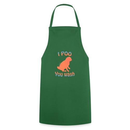 I poo you wash summer - Tablier de cuisine