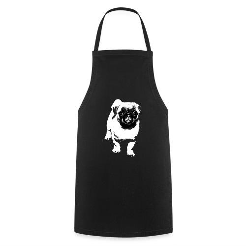 Mops Hund Hunde Möpse Geschenk - Kochschürze