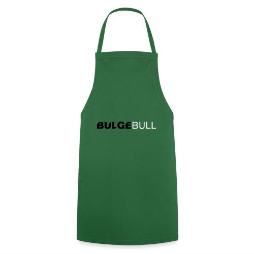 bulgebull logo blanco - Delantal de cocina