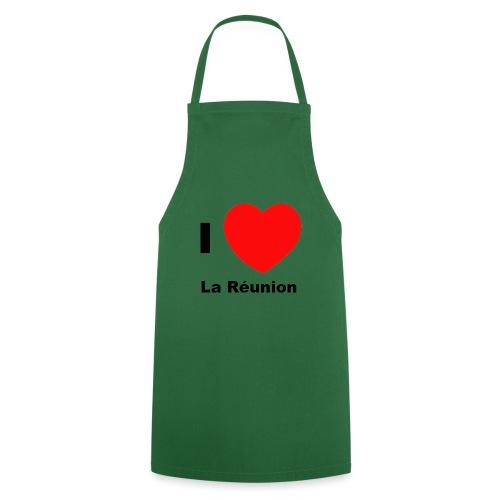 i love la réunion - Tablier de cuisine
