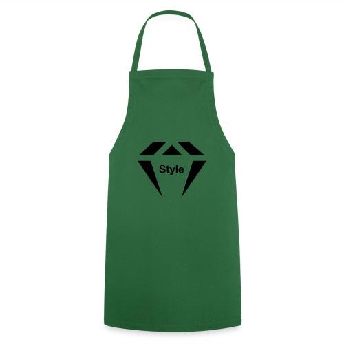 J.O.B Diamant Style - Kochschürze