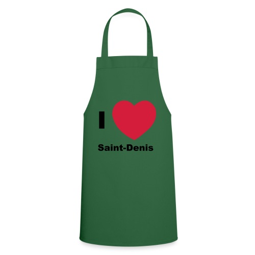 i love saint denis - Tablier de cuisine