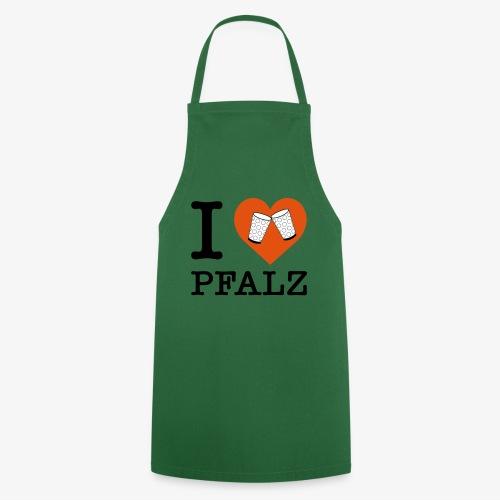 I love Pfalz – Dubbeglas - Kochschürze