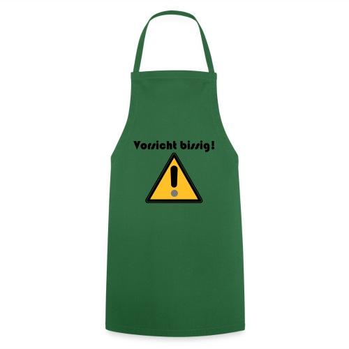 Vorsicht bissig - Kochschürze