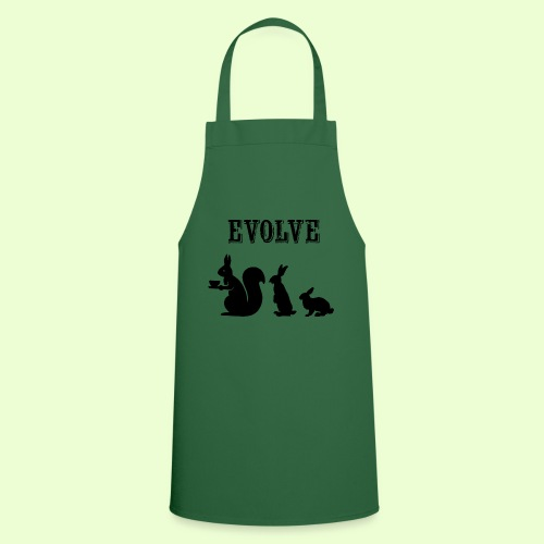 EvolveBunny - Keukenschort