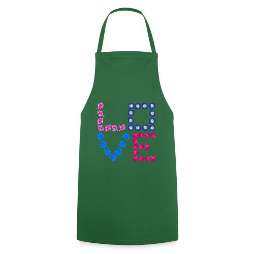LOVE 21.1 - Kochschürze