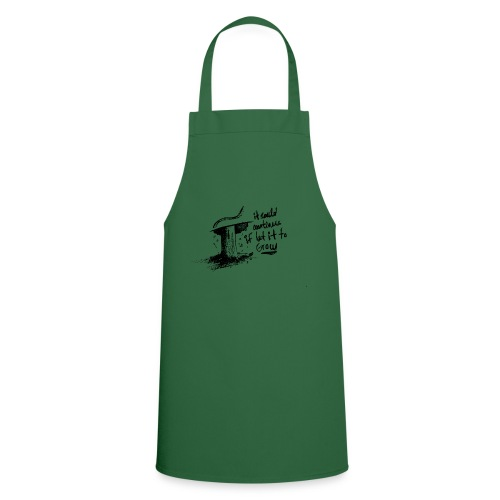 Giving up - Cooking Apron