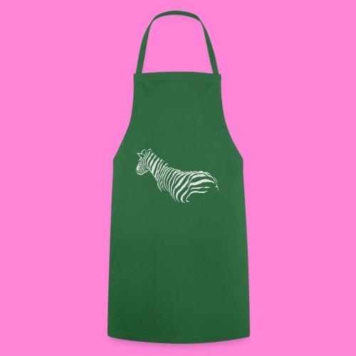zebra1 - Keukenschort