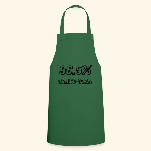 96,5% ORANG-UTAN - Kochschürze