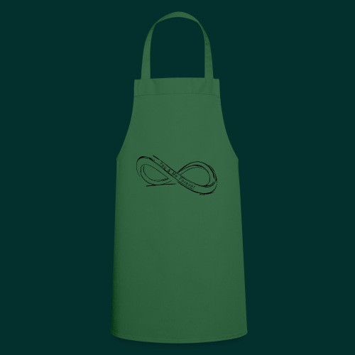 infinito you and me - Grembiule da cucina
