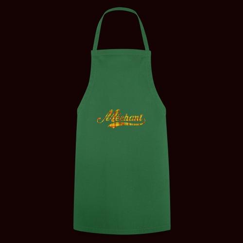 méchant madras - Tablier de cuisine