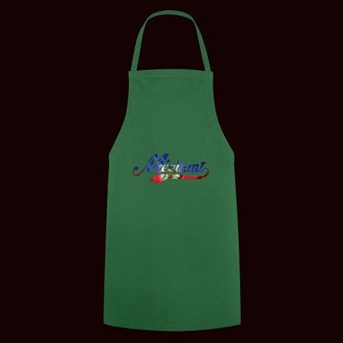 méchant drapeau haïtien - Tablier de cuisine