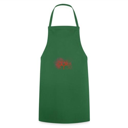 Red Tree - Tablier de cuisine