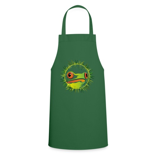 Frosch - Kochschürze