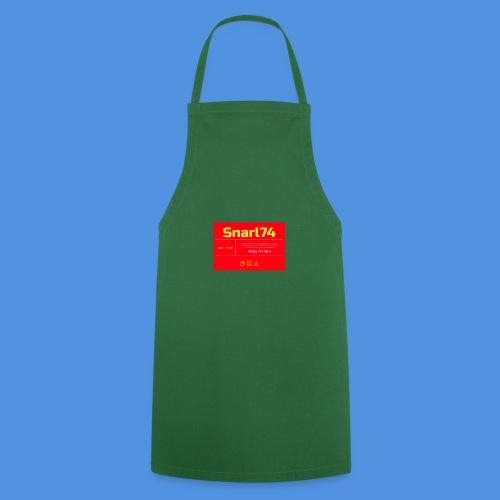 Etichetta two - Grembiule da cucina