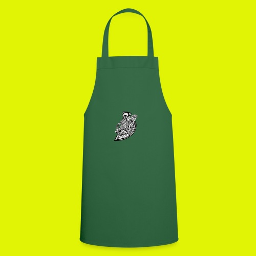 new brand warrior - Grembiule da cucina