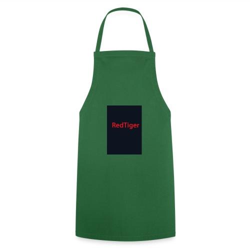 RedTiger Standartlogo - Kochschürze
