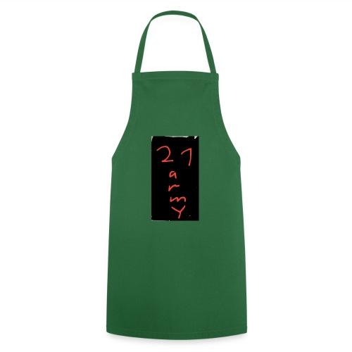 #21 army - Kochschürze