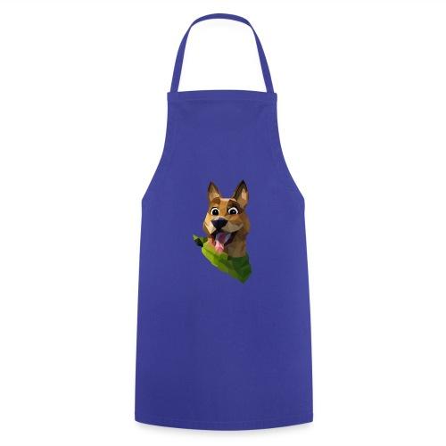 LOW POLY DOGO - Tablier de cuisine